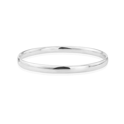 Oval Court Bangle