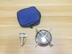 Portable Stainless Steel Mini Camping Stove