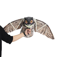 Flying Owl Decoy