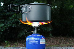 Ultra Light Titanium Alloy Camping Stove