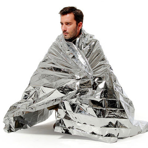 Foil Thermal Space Sleeping Bag