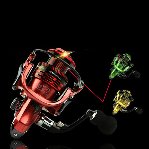 Full Metal Fishing Reel