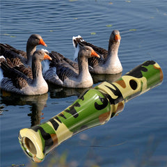 Plastic Camouflage Duck Hunting Decoy