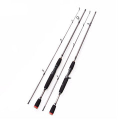 Carbon Spinning Fishing Rod
