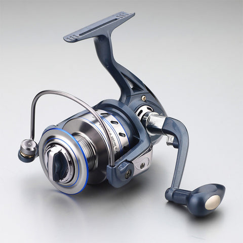 Metal Carp Fishing Wheel Spinning Reel