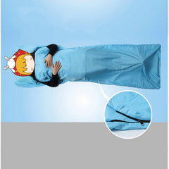 Polyester Pongee Single Sleeping Bag