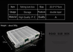 Fishing Tackle Lures Box