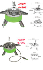 Portable Outdoor Folding Gas Stove