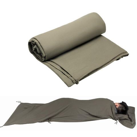 Splicing Cotton Portable Sleeping Bag