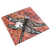 Holz Puzzle Die kleine Libelle Madella-Mella Style Wooden Puzzle Square