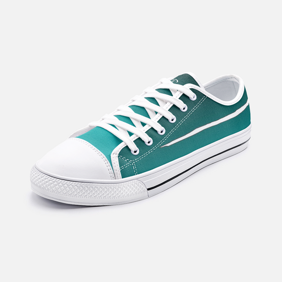 Barbara 2 Low Top Canvas Shoes Madella-Mella Style - Shop Madella-Mella Style