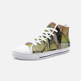 Grasshopper High Top Canvas Shoes Madella-Mella Style