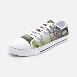 Love Green Low Top Canvas Shoes Madella-Mella Style