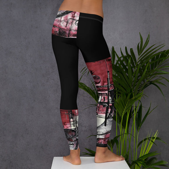 Dance Leggings Women´s Fashion Madella-Mella Style - Shop Madella-Mella Style