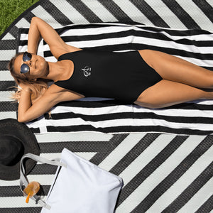 Alpha Omega 001 One-Piece Swimsuit Women´s Fashion Madella-Mella Style - Shop Madella-Mella Style