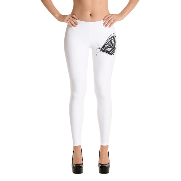 Butterfly 001 Leggings Women´s Fashion Madella-Mella Style - Shop Madella-Mella Style