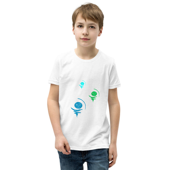 Smiley 4 Kinder-T-Shirt Madella-Mella Style