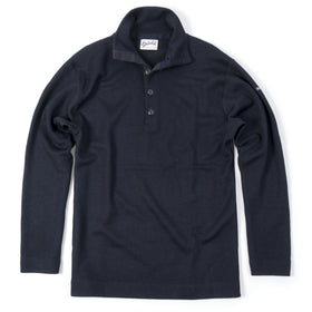 Blaatr?ie Button Neck, Navy