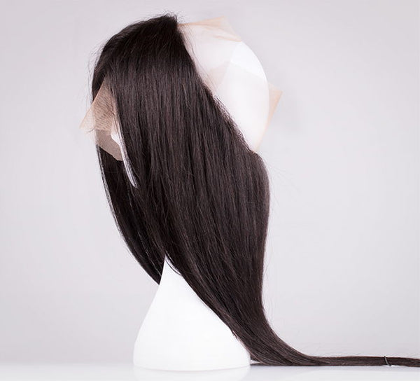 straight 360 Frontals