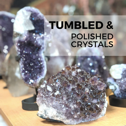 Tumbled & Polished Crystals