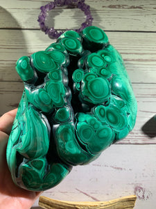 Museum Quality Malachite