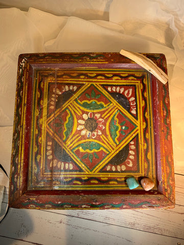 Indian Altar Table