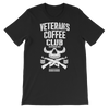 Veterans Coffee Club - Death Before Decaf Front Print