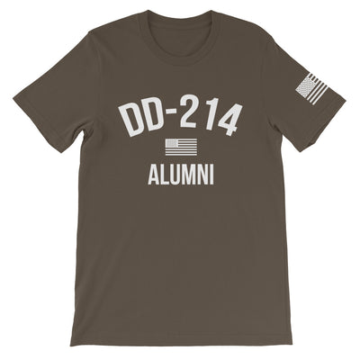 DD-214 Front Print
