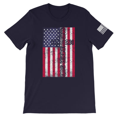 One Nation Under God Front Print