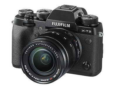 Fujifilm X-T2 with 18-55mm Lens