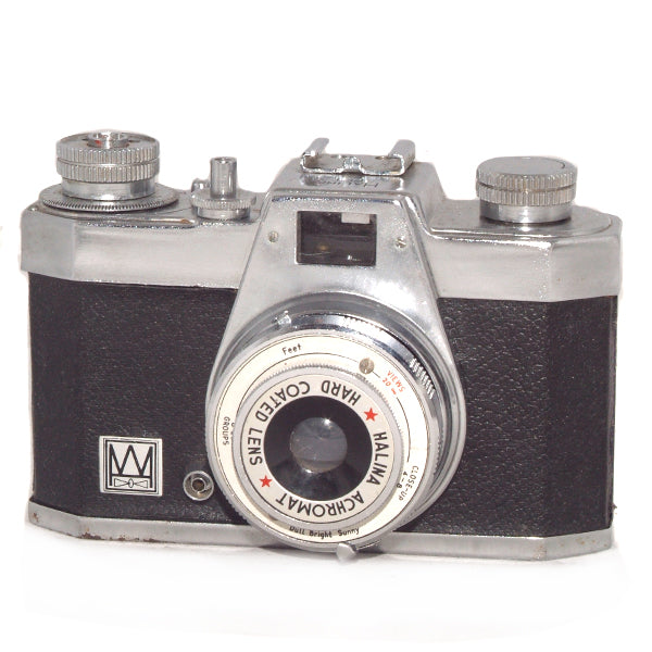 Helina Pet Vintage Camera