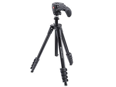 Manfrotto Compact Action Tripod