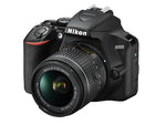 Nikon D3500 with 18-55mm AF-P VR Lens