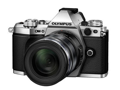 Olympus OMD E-M5 Mark II with EZ 12-50mm Lens