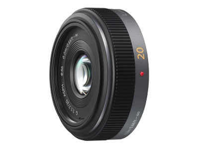 Panasonic Lumix G 20mm f1.7 Pancake Lens