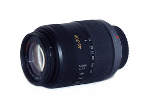Panasonic Lumix G Vario 45-200mm f4-5.6 Lens