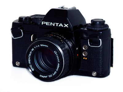 Pentax LX Body with 50mm f1.4 Lens