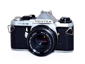 Pentax ME Super with 50mm f1.7 A Lens
