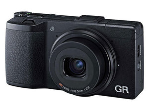 Ricoh GR II Compact Digital Camera