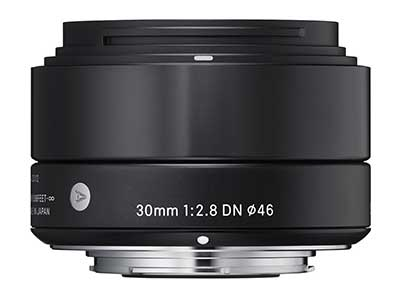 Sigma 30mm f2.8 DN Art Lens