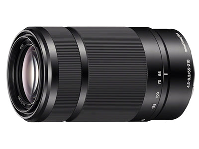 Sony E 55-210mm f4.5-6.3 OSS Lens