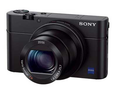 Sony RX100 III Compact Digital Camera