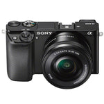 Sony Alpha 6000 with 16-50mm f3.5-5.6 Lens