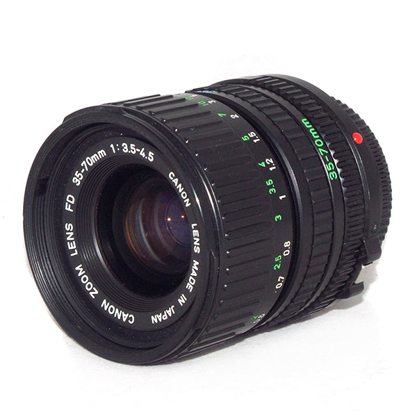 Canon 35-70mm f3.5-4.5 Lens