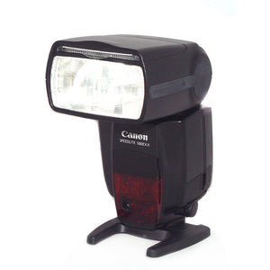 Canon Speedlite 580EX II Flash Gun