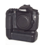 Canon EOS 50D with Hahnel Battery Grip and 3 Spare Batteries