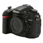 Nikon D7000 DSLR Camera with Grip
