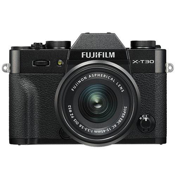 Fujifilm X-T30 with XC 15-45mm f3.5-5.6 OIS PZ Lens