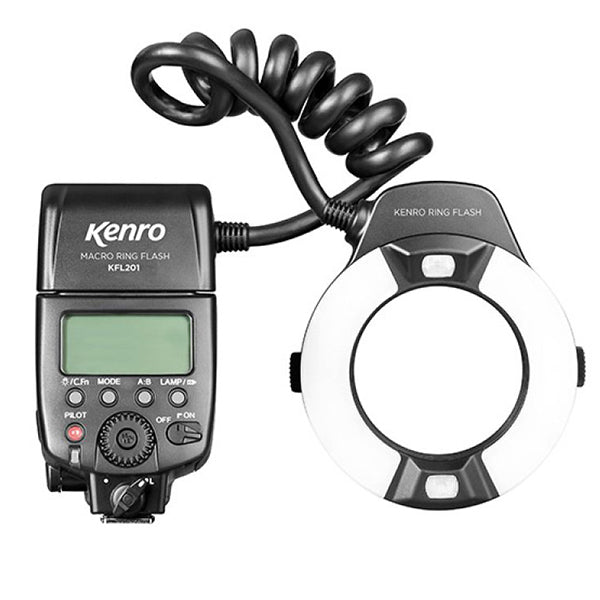Kenro Macro Ring Flash KFL201