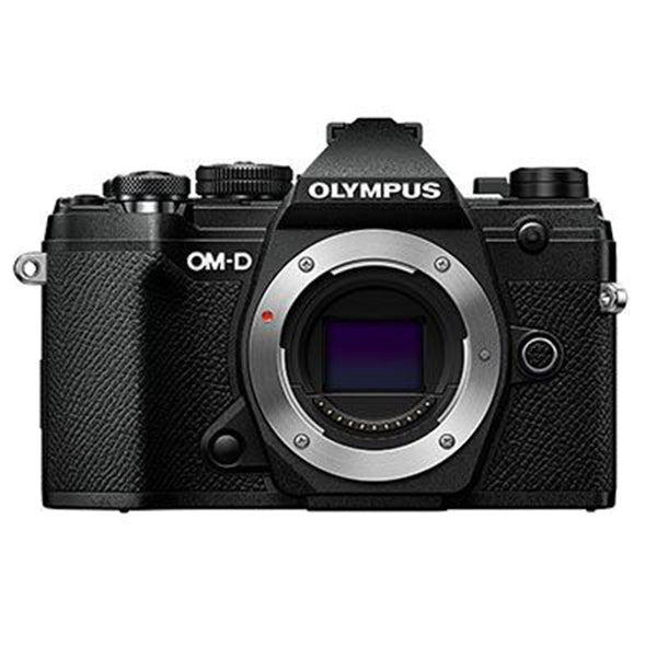 Olympus OM-D E-M5 III Body Black - Free ECG-5 Grip Offer